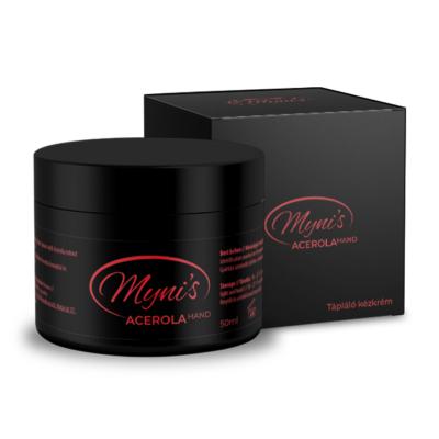 Myni's Acerola Tápláló Kézkrém 50ml