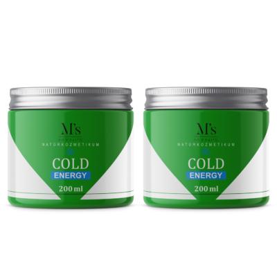 Myni's COLD Energy Balzsam DUÓ 2*200ml