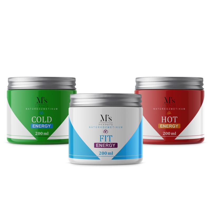 Myni's Sport Energy Csomag 3*200ml